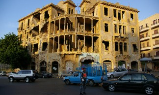Lebanon 1 - David Axe