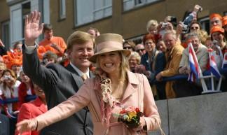 Willem Alexander and Maxima - Kees de Vos