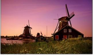 Holland, Amsterdam surrounding - Moyan Brenn