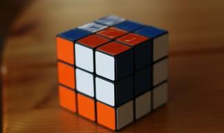 Rubik's Cube - Naoki Hiroshima