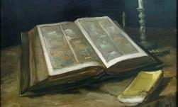 Stilleven met bijbel - Niek Sprakel