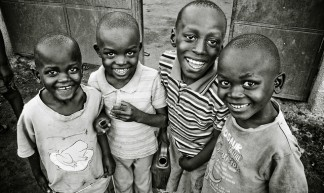 Smiles Despite Poverty - mac mitchell