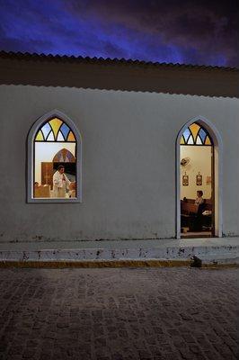 © Saïd ten Brinke Dusk Church
