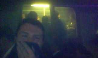 London tube bombing - Chris Applegate