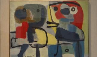 Karel Appel 1951 Happy Girls - bluesummer55