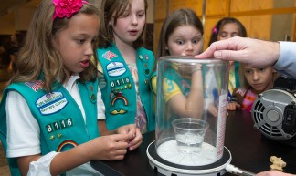 Girl Scouts Rock @NASA (201206080005HQ) - nasa hq photo