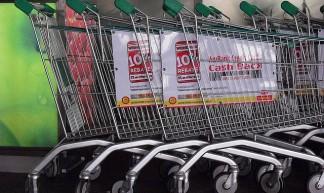 1 shopping carts - Auswandern Malaysia