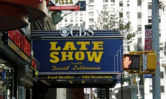 Late Show with David Letterman - Neil R