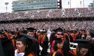 Stanford Graduation - Saket Vora