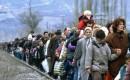 Veel Syrische vluchtelingen in Europa