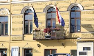 Dutch Consulate in Saint Petersburg - Erwyn van der Meer