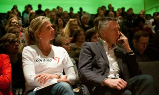 Afrikadag 2012: Justice for Sale-vertoning van Cordaid - Foundation Max van der Stoel