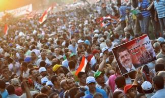 Morsi addresses Tahrir - Jonathan Rashad