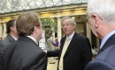 Junckers aftreden niet los te zien van Snowdens optreden