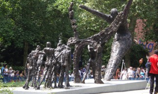 Memorial Monument of Slavery, Amsterdam - OneWorld Nederland
