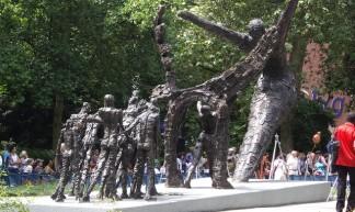 Memorial Monument of Slavery, Amsterdam - OneWorld Nederland
