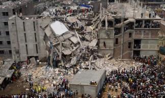 Dhaka Savar Building Collapse - rijans