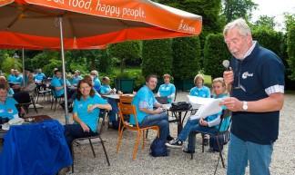 ANWB vrijwilligers op Paleis Soestdijk - ANWB Vrijwilligers