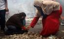 De revolutie in Egypte is de weg volledig kwijt