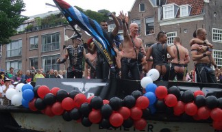 Gay Pride Amsterdam - Jeroen Mirck