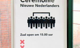 Ceremonie Nieuwe Nederlanders - Kennisland