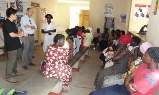 Team Oxytocin, Africa fieldtrip, January 2013 - Monash University