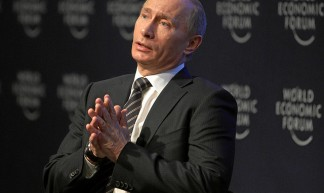 Vladimir Putin - World Economic Forum Annual Meeting Davos 2009 - World Economic Forum