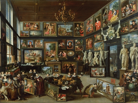 cc Wikimedia commons The Gallery of Cornelis van der Geest 1628