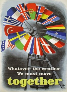 Poster voor Marshall Plan