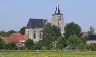 Kerk Goddelijke Zaligmaker, Hakendover - ArcheoNet Vlaanderen