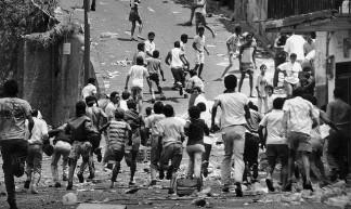 27F-1989. Miedo - Bernardo Londoy