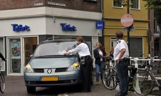 Parkeerbeheer Delft - FaceMePLS