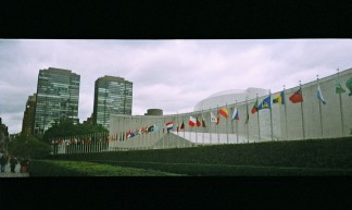 UN, New York - Karla Lopez