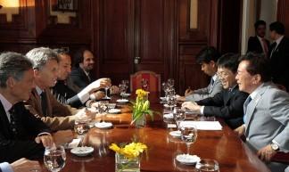 Mauricio Macri declara Huésped de Honor al Gobernador de Tokyo. (1 de 3) - Mauricio Macri