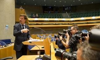Voorafgaand aan de APB - Minister-president Rutte