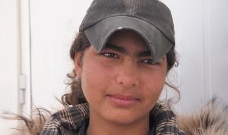 Maha, 19, a Syrian refugee - Oxfam International