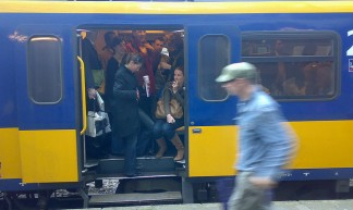 Minder treinen - Thomas van de Weerd
