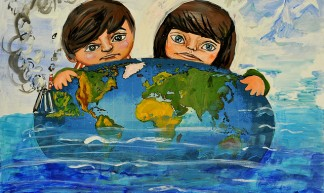 Climate change: Russian art contest - United Nations Development Programme in Europe and CIS