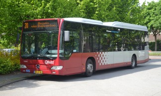 Qbuzz 3285, Meppel - Alfenaar
