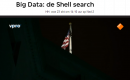 Big Data: de Shell search
