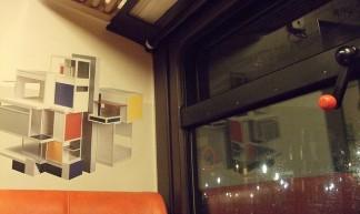 Kunst in de trein - Jeroen Mirck