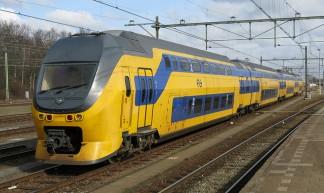 NS IRM RegioRunner EMU, Roosendaal - Michael Day