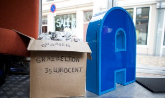 Grabbelton @ De Mooie Woorden Winkel - Sebastiaan ter Burg