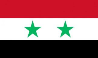 Flag ~ Syria ~ Syrie - e r j k p r u n c z y k