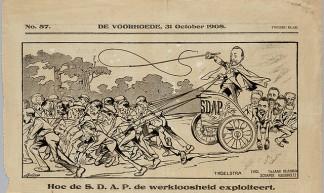 De SDAP en de werkloosheid 1908 - IISG
