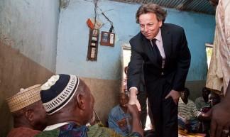 Bert Koenders, chef de la MINUSMA visite les familles fondatrices de Bamako - Mission de l'ONU au Mali - UN Mission in Mali