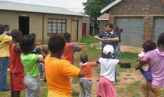 Working with AIDS patients in South Africa - OSSCube