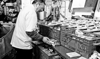 Voedselbank inzamelingsactie 2012 - Pascal Maramis