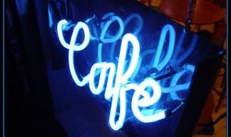 Cafe Blue - Scott Robinson