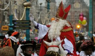 Sinterklaas - Amsterdamized